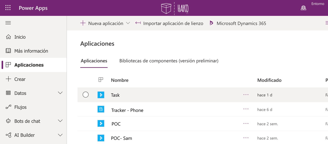 how to build an app - Power Apps portal